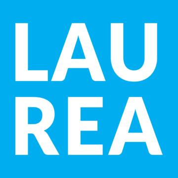 Laurean logo.